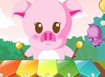 Play-music-with-a-pig-and-a-xylophone