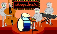 Play-music-with-sheep