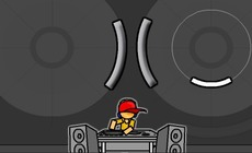 Play-music-with-turntables